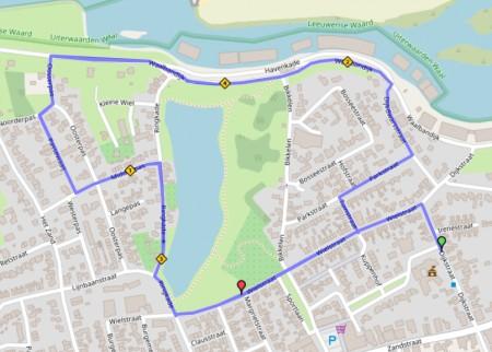 Parcours triatlon hardlopen 2020.png